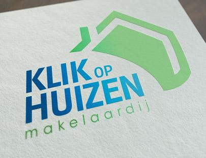 Uitgelicht Klik op Huizen Makelaardij logo